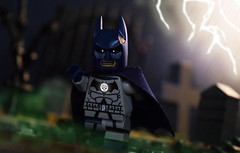 RISE (Andrew Cookston) Tags: black macro graveyard comics dead photography dc lego zombie contest batman knight lantern minifig dccomics custom greenlantern moc blackhand blackest nekron blacklanterns andrewcookston onlinesailin theblackestnight