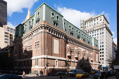 nyc - kips bay misc 2015 10 (Doctor Casino) Tags: architecture manhattan defensive rosehill fortified midtowneast oriels
