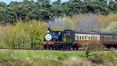 Donald Tank Engine (dangerousdavecarper) Tags: train tank thomas north norfolk engine railway steam