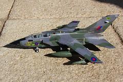 Revell Tornado GR1 ZD748-1 (jonf45 - 2.5 million views-Thank you) Tags: airplane model ak plastic batman 1998 kit tornado gr1 raf 172 squadron no9 bruggen panavia revell zd748