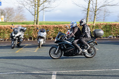 CVMCC Easter Run 2016 (Carronvalley Motorcycle Club) Tags: red out ride motorbike motorcycle chas cvmcc