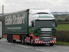 PO15USZ H2319 Eddie Stobart Scania 'Margaret Anne' (graham19492000) Tags: eddie scania margaretanne stobart eddiestobart po15usz h2319