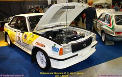 Opel Ascona 400 Rally 1981 (Trucks and nature) Tags: walter classic vintage ascona 4 rally group racing wrc 400 ap veteran bosch opel naturally 2wd motul recaro rwd rollcage rhrl aspirated