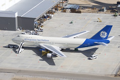 General Electric Boeing 747-100; N747GE@VCV;02.02.2016 (Aero Icarus) Tags: plane aircraft flugzeug avion generalelectric victorville testbed testaircraft vcv planegraveyard boeing747100 n747ge southerncalifornialogisticsairport