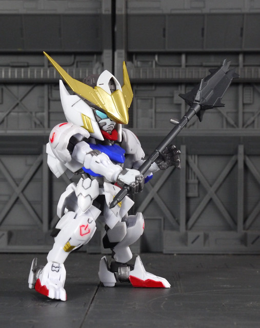 [NXEDGE STYLE] Gundam Barbatos