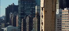 Grand Day: Riveting NYC by Car (catchesthelight) Tags: building rivets industrial manhattan bluesky views queensborobridge rooseveltisland unbuilding 59thstbridge tudorcity newyorkcityny springvisit travelbycar edkochbridge bridgecloseup april2016