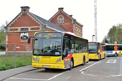 6951 10 (brossel 8260) Tags: bus belgique brabant tec wallon
