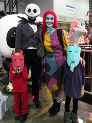 POD Day 84 3/24 FanX Day 1 (TMLizzy Irwin) Tags: pod cosplay lock sally jackskellington nightmarebeforechristmas geeking cosutme fanx saltlakecomiccon march2016