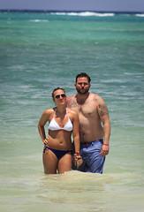 2016_25 (Dylon87) Tags: ocean friends vacation beach sailboat canon eos sand waves cuba catamaran 5d goodtimes markiii holguin