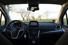 Opel Mokka (frequent_traveller) Tags: buick spring outdoor interior encore opel mokka