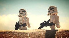 Search in the Desert (melix200) Tags: nature rebel star sand war desert lego helmet battle scene r2d2 empire stormtrooper clone r2 legostarwars c3po blaster rebels battlefront legotoy legomania legofan legopic leogmoc