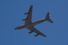 KC-135 Stratotanker (linda m bell) Tags: california riverside aircraft military airshow socal tanker 2016 refueling kc135 stratotanker riversidemunicipalairport