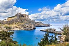 Lindos (yann.dimauro) Tags: gr rodos grce egeo