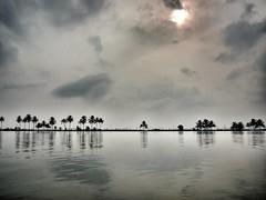 #india #kerala #dramafilter #landscape #backwaters #alleppey (cvegmond) Tags: india landscape kerala backwaters alleppey dramafilter