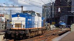 203-1 202 539-3 Tom 2016.04.23 Amsterdam Centraal (1) (Rob NS) Tags: amsterdam tom v100 202 centraal volker 539 2031 volkerrail