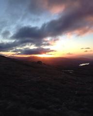 (adempster1) Tags: sunrise scotland highlands hiking benlomond