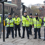 "Metropolitan Police officers<a href=""http://www.flickr.com/photos/28211982@N07/26640660776/"" target=""_blank"">View on Flickr</a>"