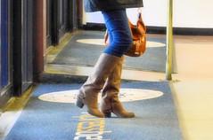 2016-01-08 (4) boots at Laurel Park (JLeeFleenor) Tags: girls woman photography donna md shoes boots photos femme mulher maryland jeans footwear frau vrouw dona laurelpark wanita  tightjeans   kneehigh kvinne   nainen kobieta footgear   kvinde ena  kvinna kadn n lamujer     marylandracing ngiphn