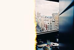 M A D R I D  // E S P A  A (joo tamura) Tags: madrid light espaa film analog 35mm cores spain via gran fotografia leak coloured joo analogica tamura joaotamura