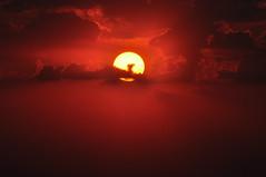 Pòr do sol . Fotografado por Francisco Araujo . Center Bike