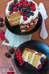 Sponge cake e camy cream (Manuela Bonci Photography) Tags: food love cake breakfast book blogger rimini foodporn homemade passion fotografia foodie foodblog foodphotography lamponi foodblogger foodphotographer lovingfood foodph
