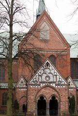 Museum fr Natur und Umwelt (hanz11hanz) Tags: building museum architecture germany deutschland lbeck schleswigholstein hansestadt