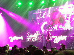 Whitenake iPhone-10 (DavidDMuir) Tags: concert glasgow hydro whitesnake 10dec2015