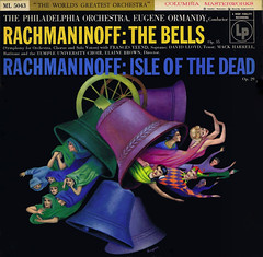 Rachmaninoff The Bells - Isle of the Dead - Ormandy Columbia (sacqueboutier) Tags: philadelphia bells vintage russia vinyl columbia lp classical russian classicalmusic lps lpcover lpcollection vinylcollection vinyllover ormandy vinylcollector vinylnation lplover lpcollector