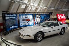 The only 1983 Corvette (vynsane) Tags: kentucky corvette nationalcorvettemuseum bowlinggreenky