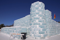 (Jean Arf) Tags: winter snow ice palace february adirondack adk wintercarnival saranaclake 2015