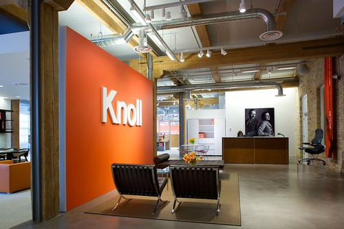 Knoll Showroom Toronto