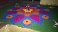 2015_11_14_00_19_23_ProShot (pagdharepratham) Tags: rangoli indianfestival