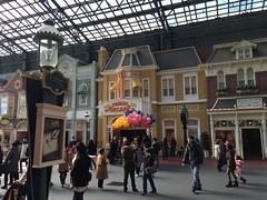 Tokyo Disneyland (jericl cat) Tags: world japan architecture japanese tokyo mainstreet disneyland disney bazaar 2015