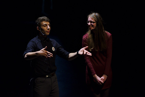 Farid Gharibeh & Gabrielle Goyette