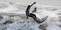 P2090758-Edit (Brian Wadie Photographer) Tags: pier surfing bournemouth standup bodyboard