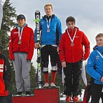 Enquist 2016 Mt. Seymour Men's Saturday U16 Podium PHOTO CREDIT: Hans Forssander