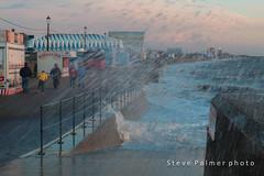 An evening in Hunstanton (outdoorjive@btinternet.com) Tags: uk england other seascapes unitedkingdom events norfolk places gb flikr eastanglia sunsetsunrise hunstanton klpg