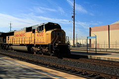 2016_02_16UP freight #4320Topaz (Walt Barnes) Tags: ca railroad sky cloud up clouds train canon eos engine rail cargo calif unionpacific locomotive ge martinez freight topaz generalelectric trackside emd sd70m dieselelectric sd70ace 60d ac45ccte canoneos60d eos60d topazinfocus wdbones99