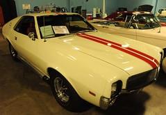 1969 AMC AMX (D70) Tags: auto california usa 1969 museum for automobile sale rally go pack sacramento amc ac 1977 amx 390 37900 cuin