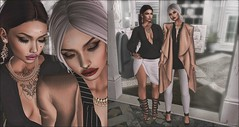 806_Me and my daughter (Fashion Euphoria by Euphoria Boyington) Tags: secondlife tetra swallow mons uber treschic ncore whitewidow letre idoli thedressingroom mimikri littlebones secondlifefashion secondlifebloggers secondlifeevents realevil catwameshhead