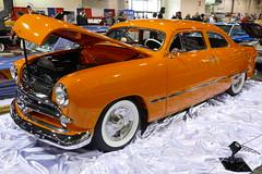 1949 Ford custom (bballchico) Tags: ford custom 1949 shoebox mildred kustom awardwinner grandnationalroadstershow bearmetalkustoms jasonpall radicalhardtop4954 gnrs2016