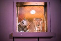 17012016_garlic food restaurant (Chicaco11) Tags: window glass japan restaurant tokyo bokeh depthoffield   kagurazaka   chicaco11