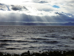 Stormy Tay (eric robb niven) Tags: winter cycling scotland dundee stormy tay winterwatch weirdwinter