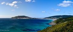 PanoVistaFinisterra2.jpg (JesCR) Tags: espaa costa europa paisaje galicia lugares panoramicas estilo fisterra