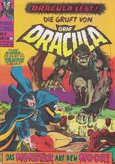 Die Gruft von Graf Dracula 06 (micky the pixel) Tags: monster comics comic vampire dracula swamp horror marvel moor heft vampir genecolan tombofdracula sumpf williamsverlag diegruftvongrafdracula