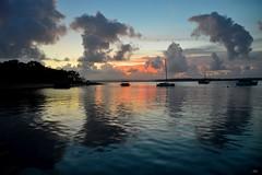 DSC_0013 (RUMTIME) Tags: water clouds sunrise n queensland coochie coochiemudlo