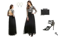 Exklusive Abendkleider lang Stylische Outfits (engeldomizil1) Tags: outfit dress kleider stylisch exklusiv abendkleider