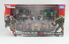 Transformers Trailbreaker & Hoist Deluxe - Generations Takara - caja (mdverde) Tags: deluxe transformers generations takara autobots trailbreaker trailcutter