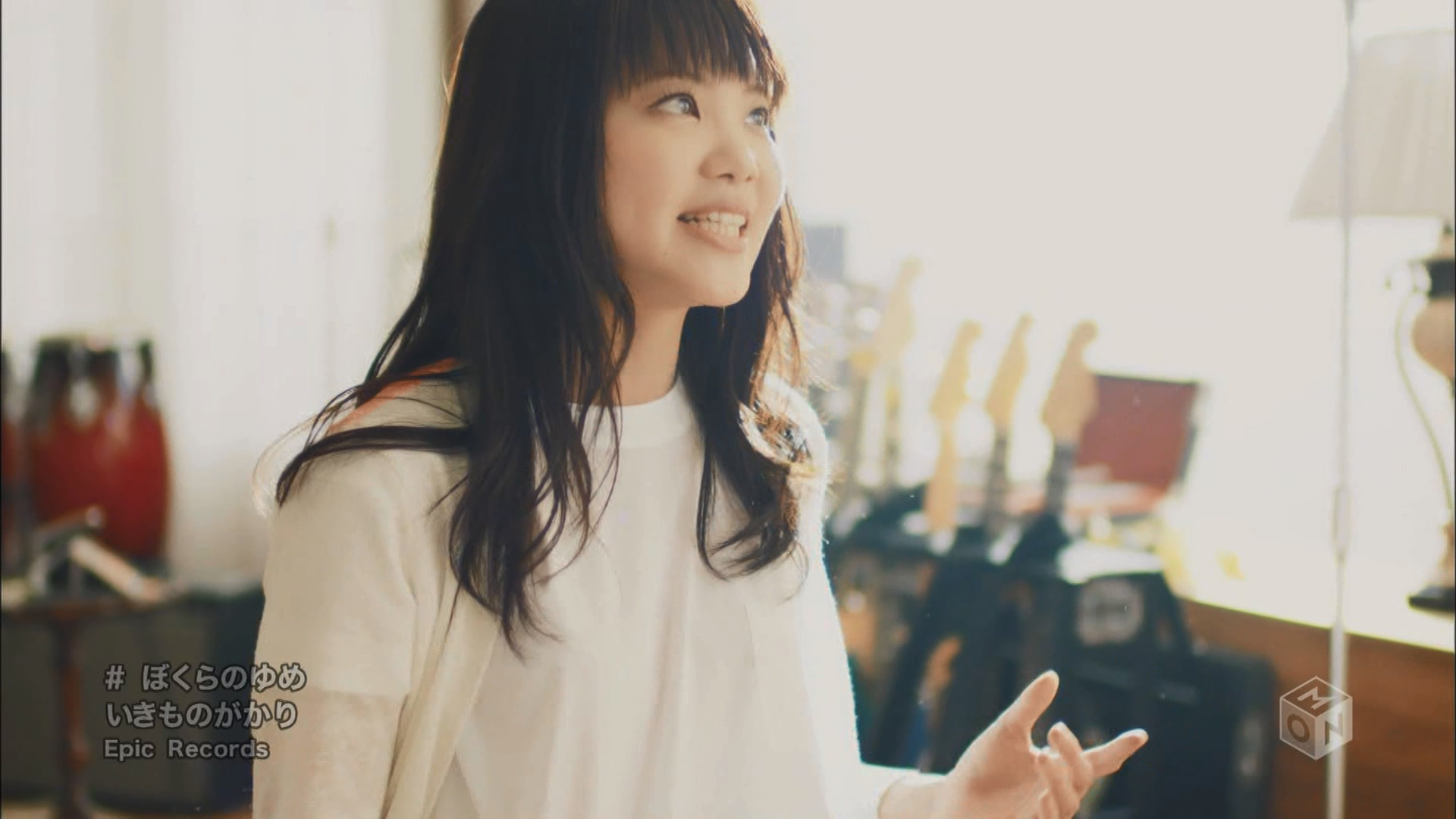 2016.03.16 いきものがかり - ぼくらのゆめ(M-ON!).ts_20160317_073522.774