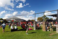 20160313-11-MONA Market mardi gras theme (Roger T Wong) Tags: people grass market lawn australia mona moma tasmania hobart mardigras stalls 2016 canonef24105mmf4lisusm canon24105 canoneos6d museumofoldandnewart rogertwong